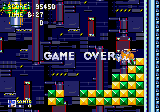 Sonic the Hedgehog 3 - oh well i did good - User Screenshot